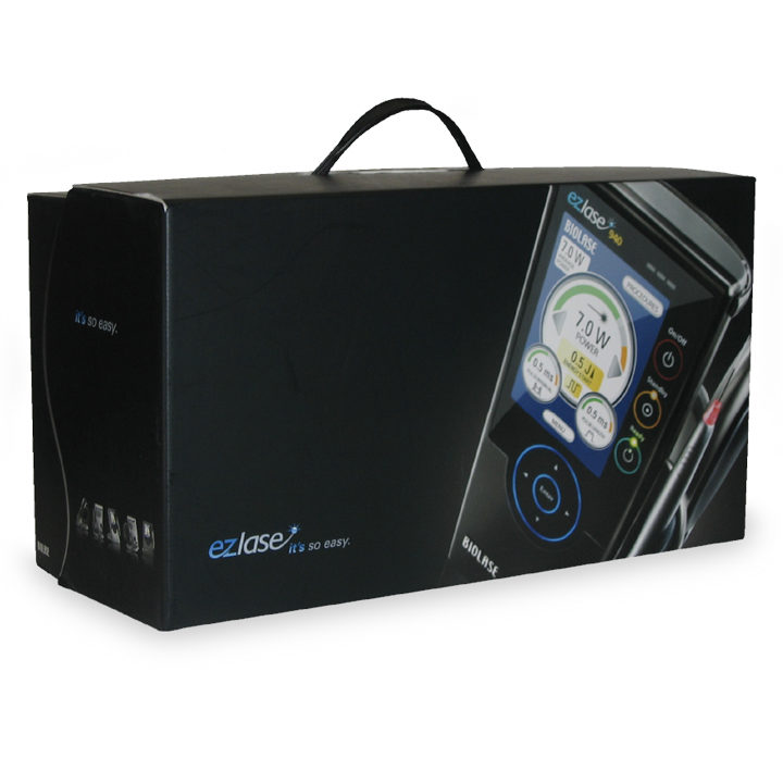 Biolase Laser Packaging