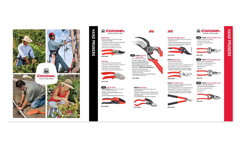 corona clipper brochure